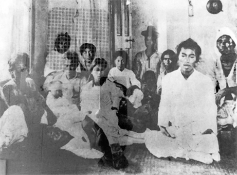 진료소 남자병실